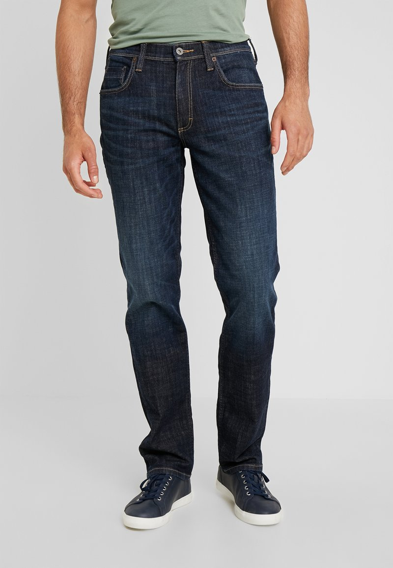 Mustang - WASHINGTON - Jeans Straight Leg - dark