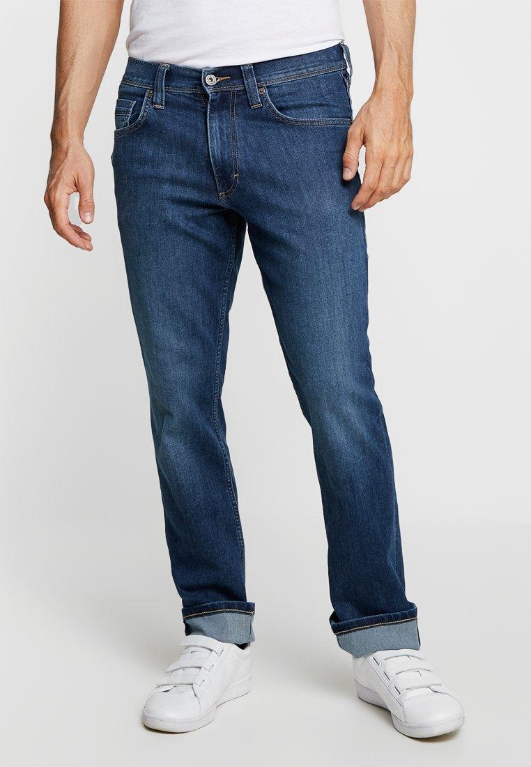 Mustang - WASHINGTON - Jeans Straight Leg - dark
