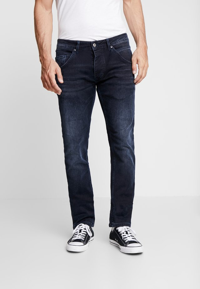 MICHIGAN - Jeans straight leg - dark