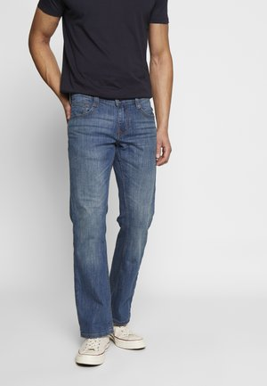 OREGON BOOT - Bootcut jeans - denim blue