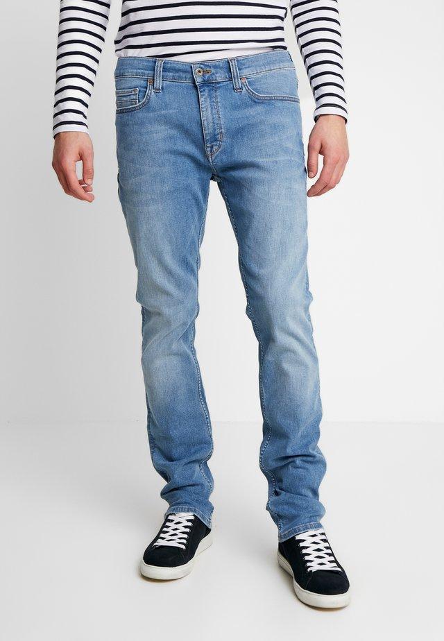 VEGAS - Jeans Straight Leg - denim blue