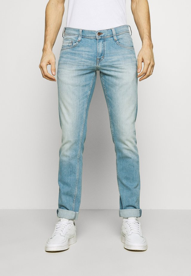 OREGON - Jeans Tapered Fit - medium middle