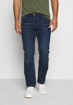 MICHIGAN - Džíny Straight Fit - denim blue