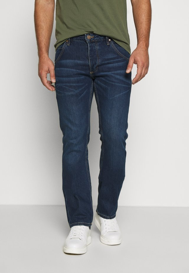 MICHIGAN - Jeans straight leg - denim blue