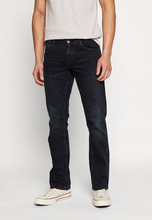 OREGON - Straight leg jeans - super dark