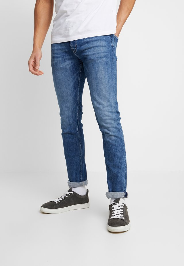 VEGAS - Slim fit jeans - denim blue
