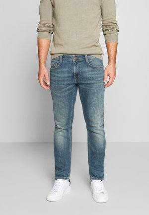 OREGON TAPERED - Jeans Tapered Fit - medium dark