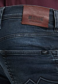 Mustang - OREGON  - Slim fit jeans - blue - 4