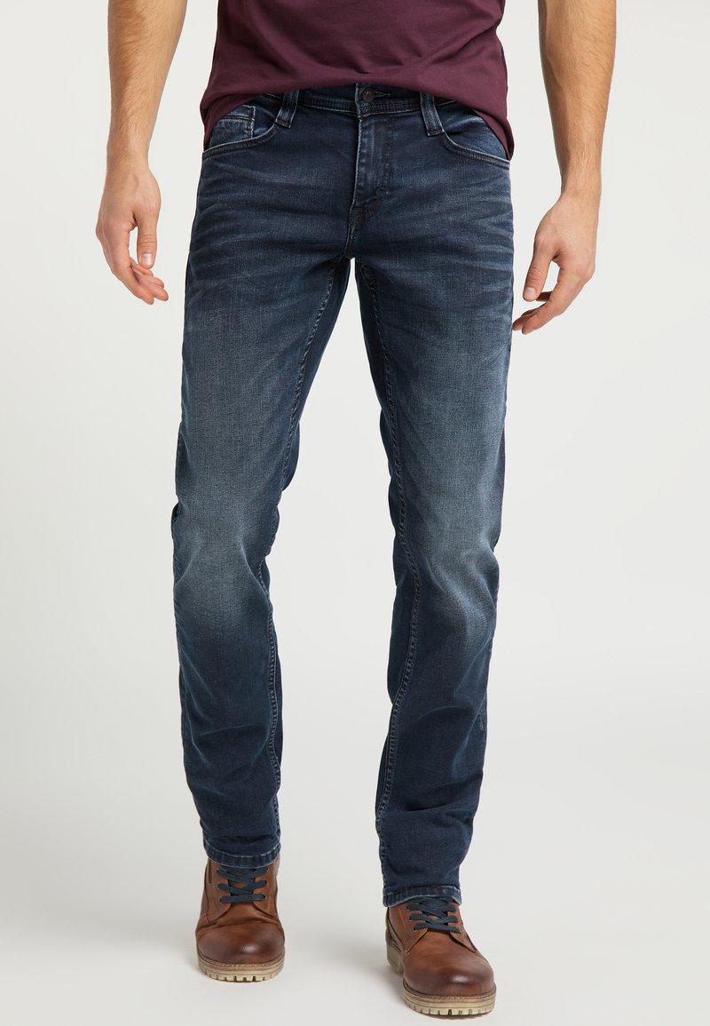 Mustang - OREGON  - Slim fit jeans - blue