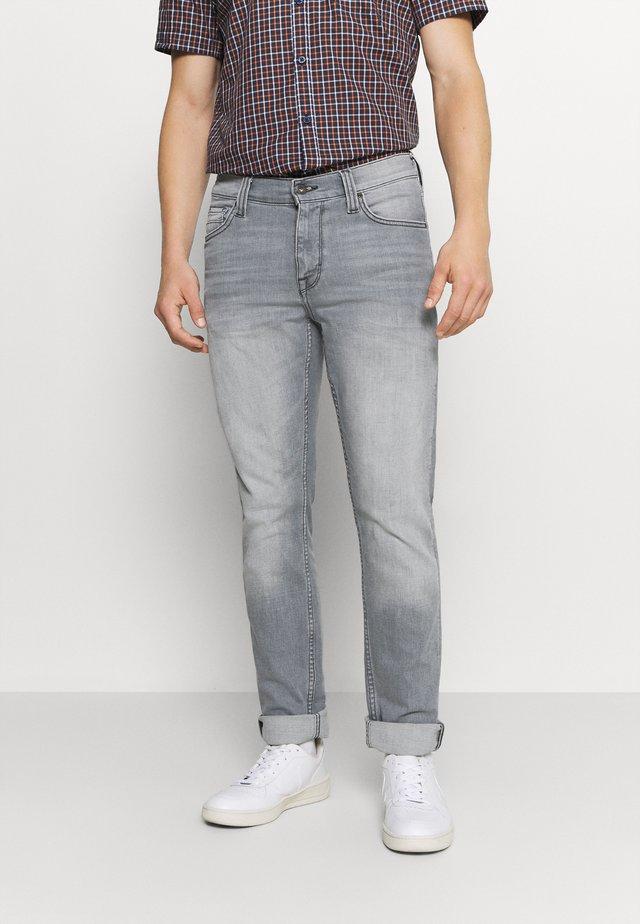 VEGAS - Jeans slim fit - grey denim