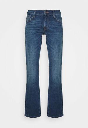 OREGON BOOT - Bootcut jeans - blue denim