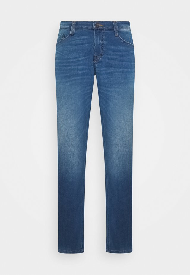 OREGON TAPERED  - Jeans relaxed fit - light blue