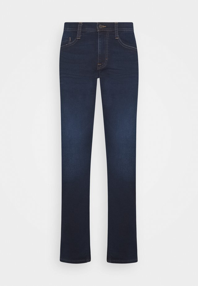 OREGON TAPERED  - Jeans relaxed fit - blue denim