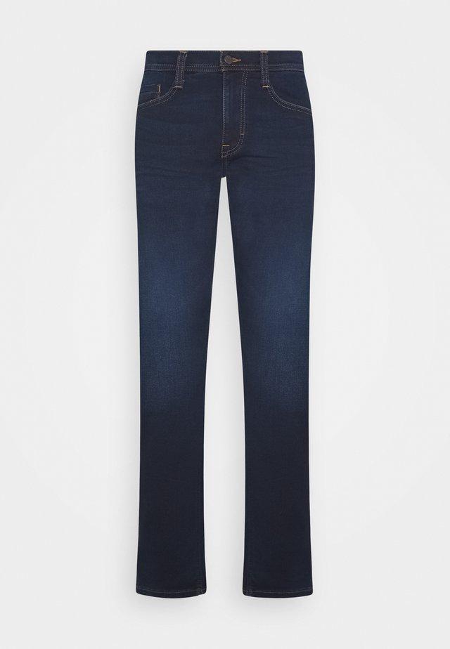 OREGON TAPERED  - Jeans baggy - blue denim