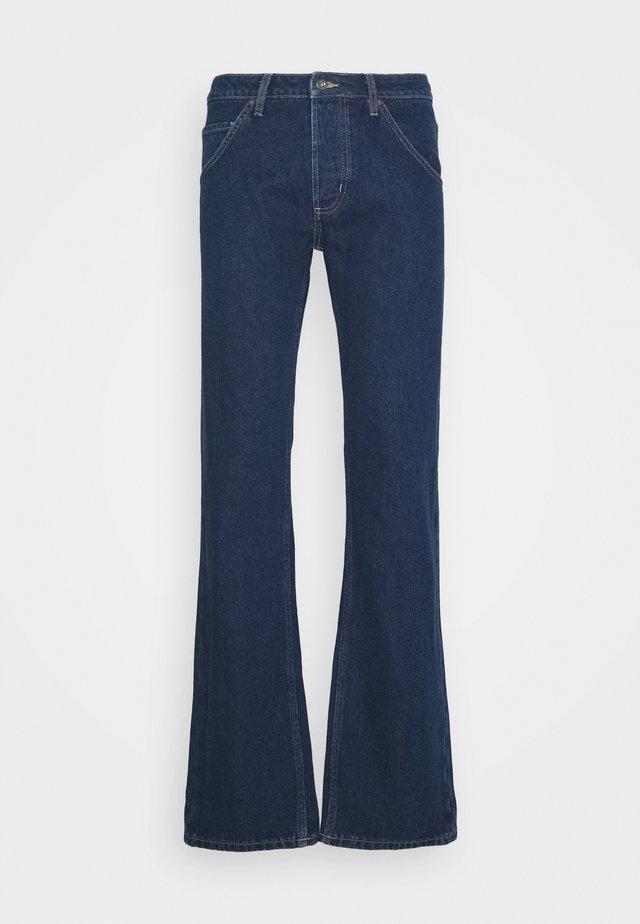 MICHIGAN - Jeans a sigaretta - dark blue