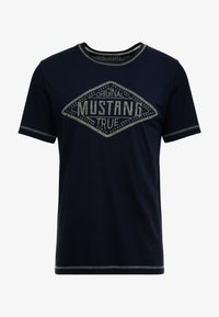 Mustang - ALEX - T-shirt imprimé - dark saphire - 3