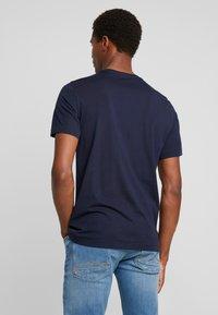 Mustang - ALEX  - Camiseta estampada - dark saphire - 2