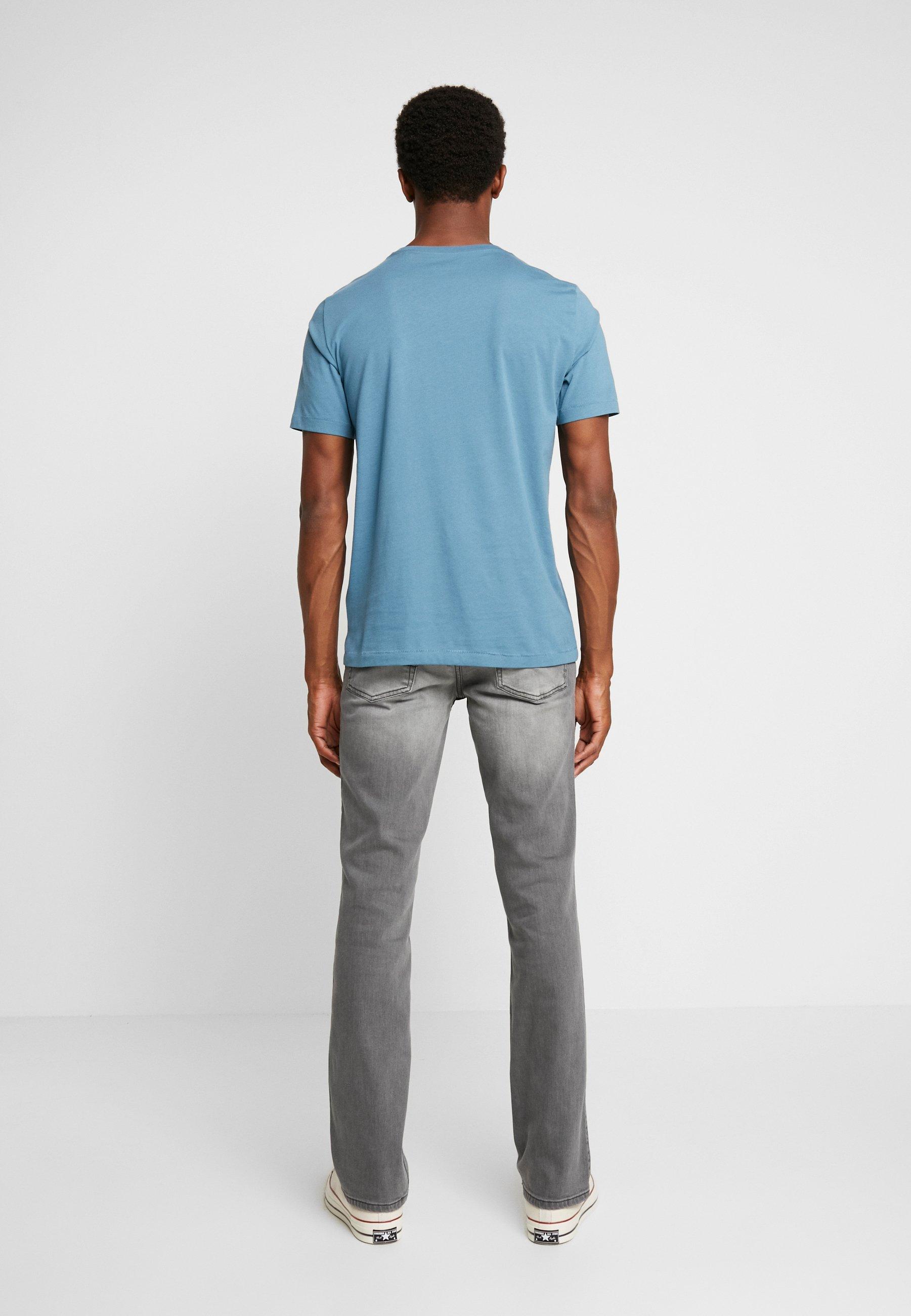 Mustang Blue AlexT Aegean Imprimé shirt 6vyY7bgIf
