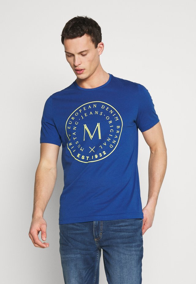 ALEX - T-Shirt print - limoges