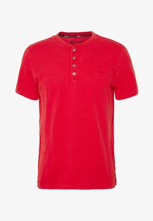 ALEX - T-shirt basic - tango red
