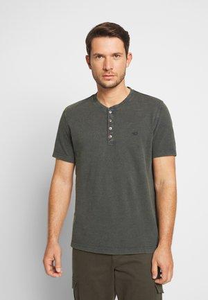 ALEX - T-shirt basique - blue nights