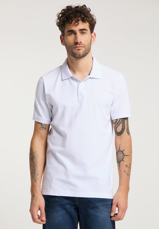 POLO - Poloshirt - white