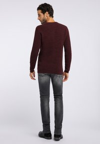 Mustang - EMIL - Jumper - red - 2