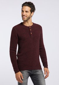 Mustang - EMIL - Jumper - red - 3
