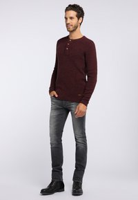 Mustang - EMIL - Jumper - red - 1
