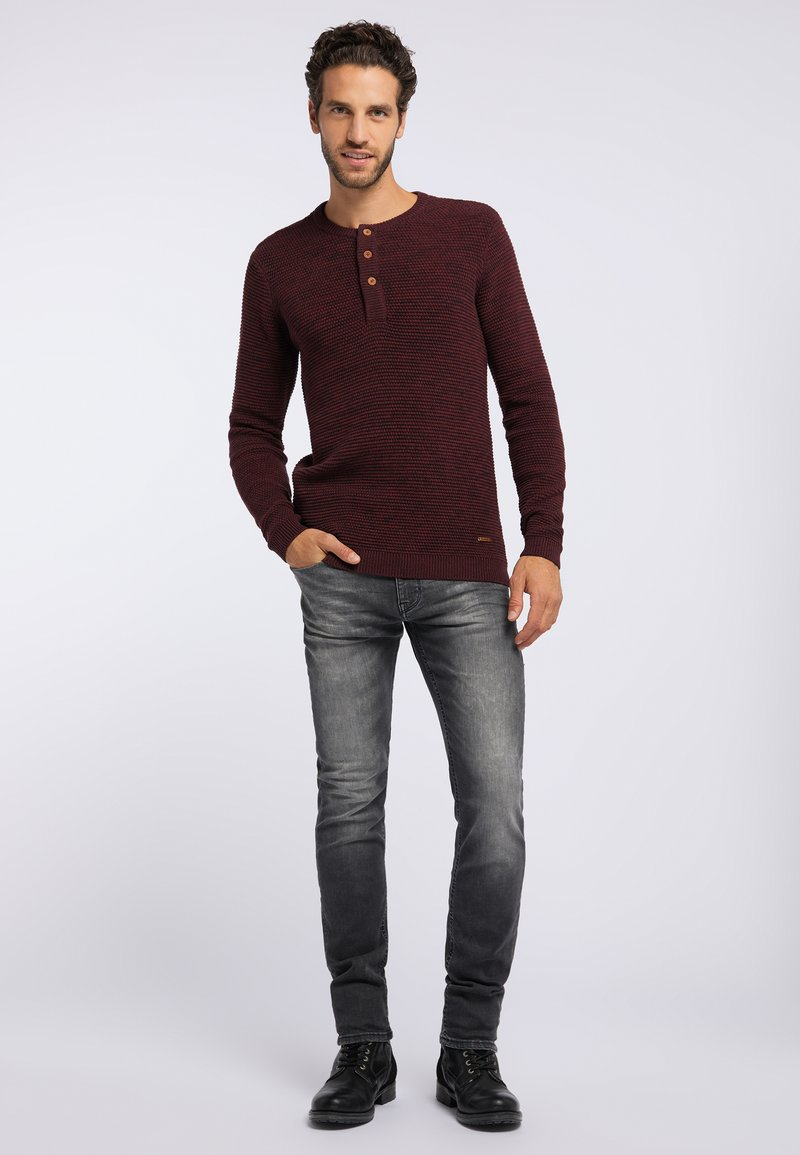 Mustang - EMIL - Jumper - red