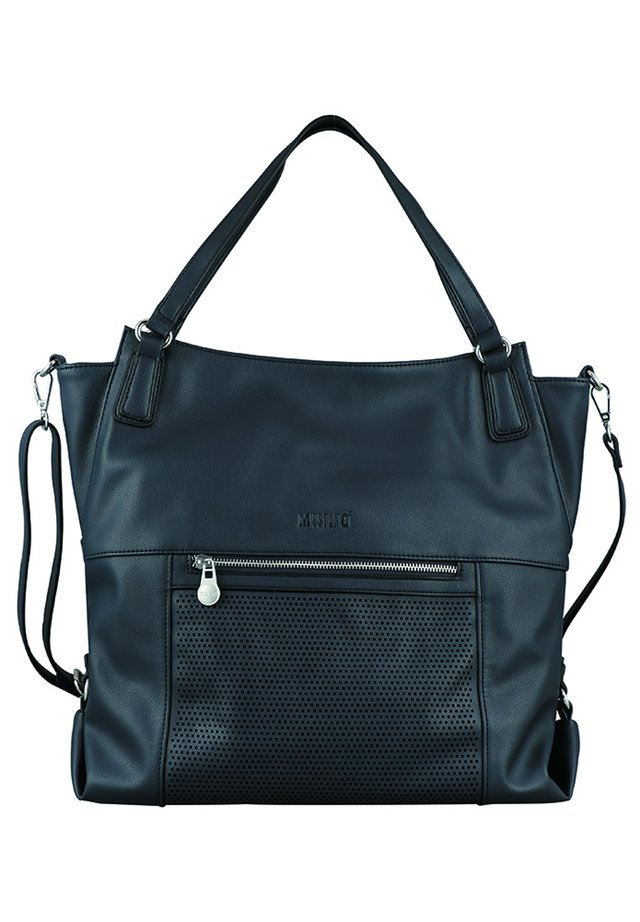 DAKOTA - Tote bag - darkblue