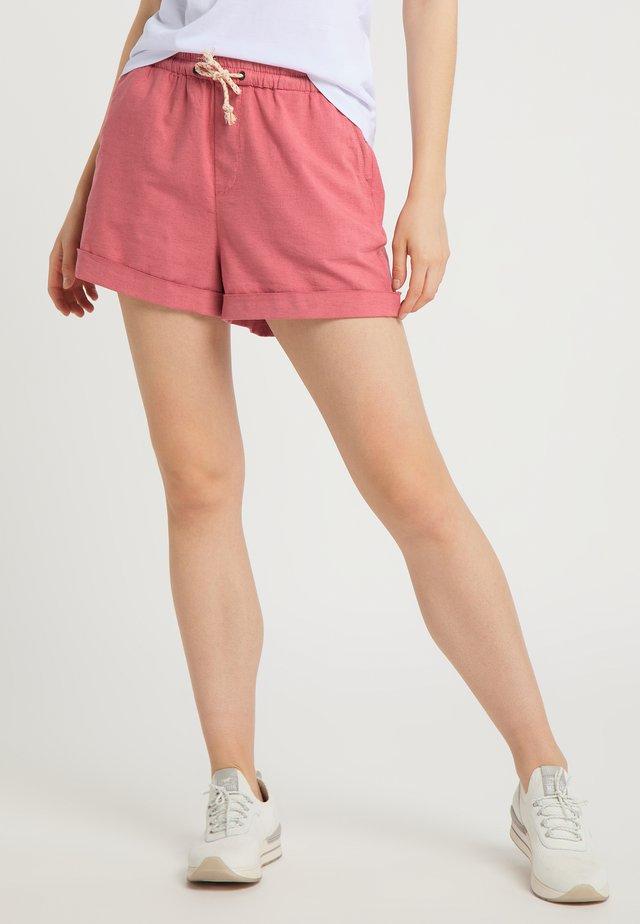 HOSE BEACH SHORTS - Shorts - orange