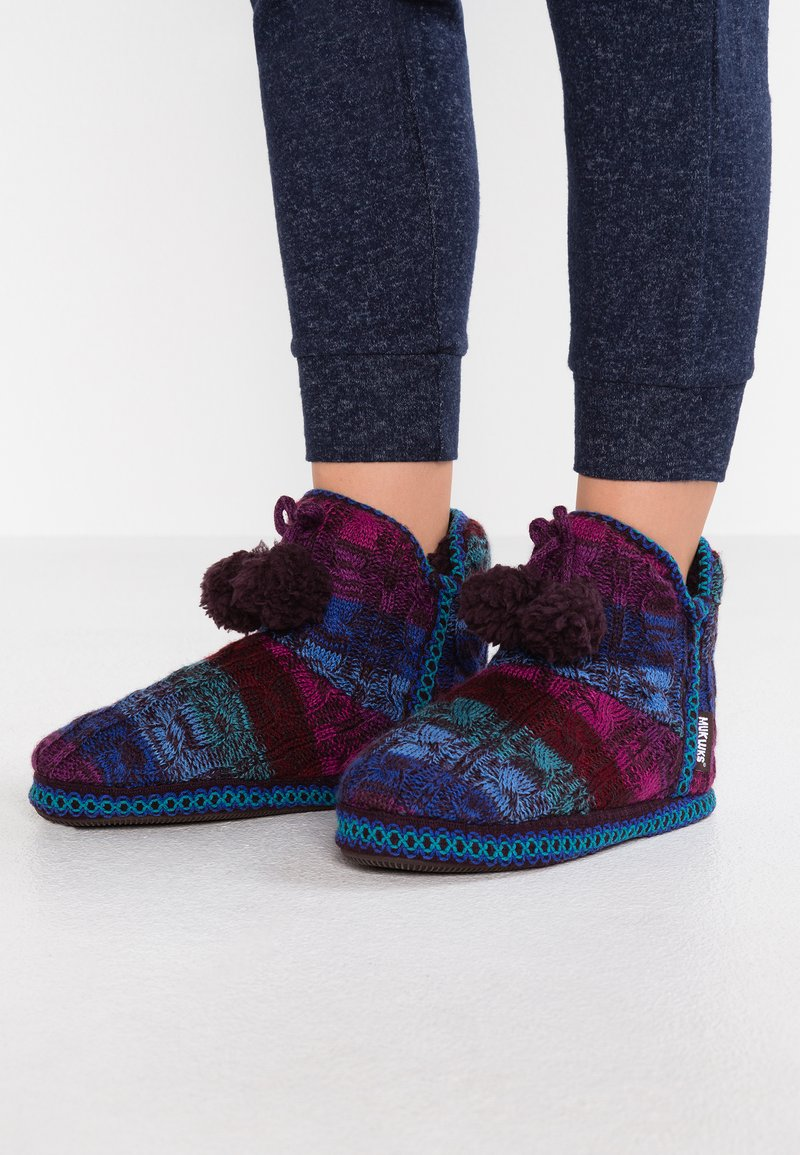 Muk Luks - AMIRA - Slippers - multicolor