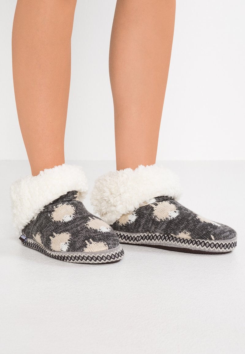 Muk Luks - TENILLE - Slippers - grey