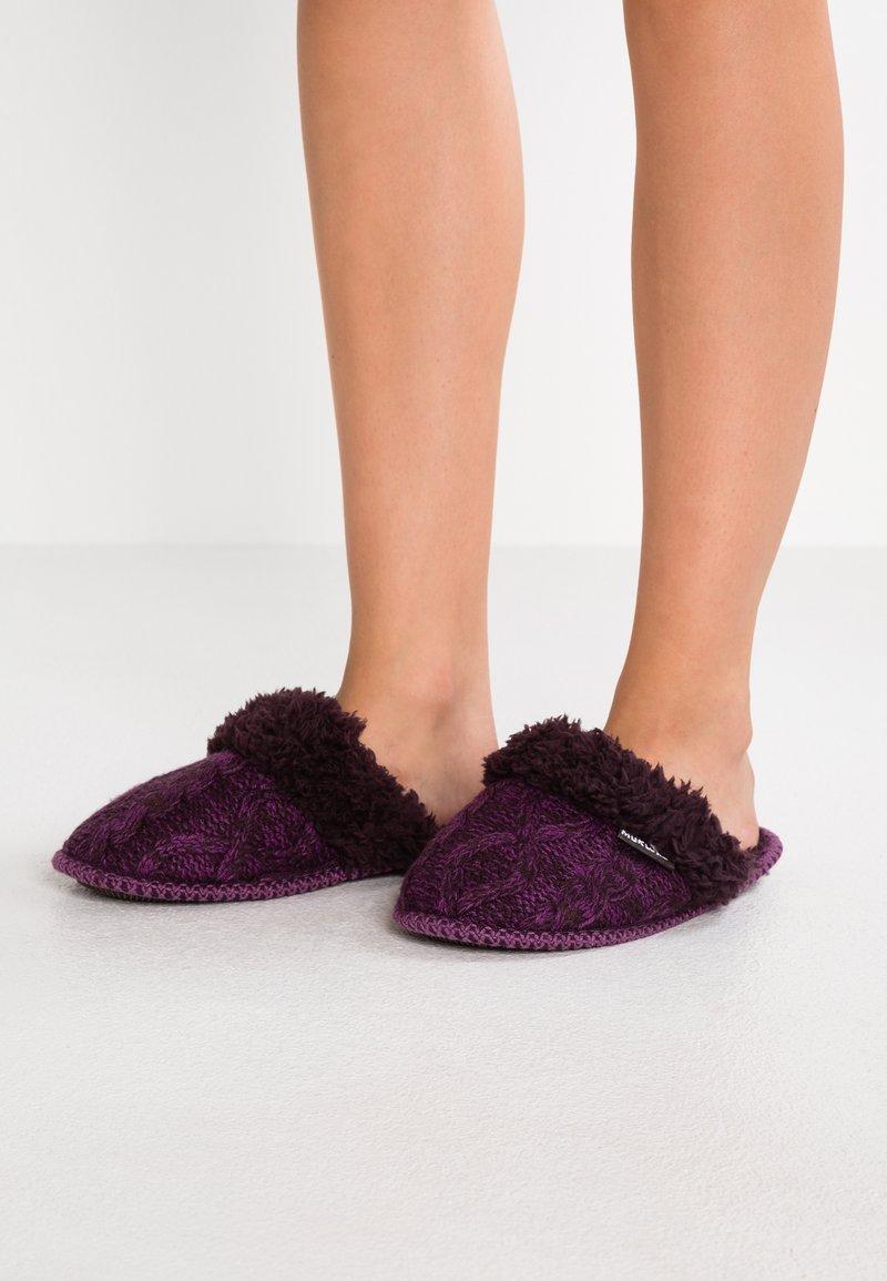 Muk Luks - PERLYN - Slippers - purple