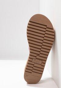 Musse & Cloud - KENDRIA - Pantofle na podpatku - lila - 6