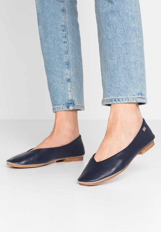 SARY - Ballet pumps - navy