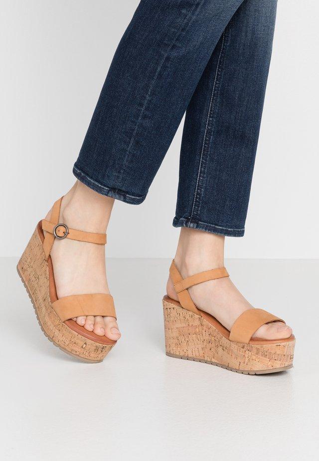 OMINI - High Heel Sandalette - cue