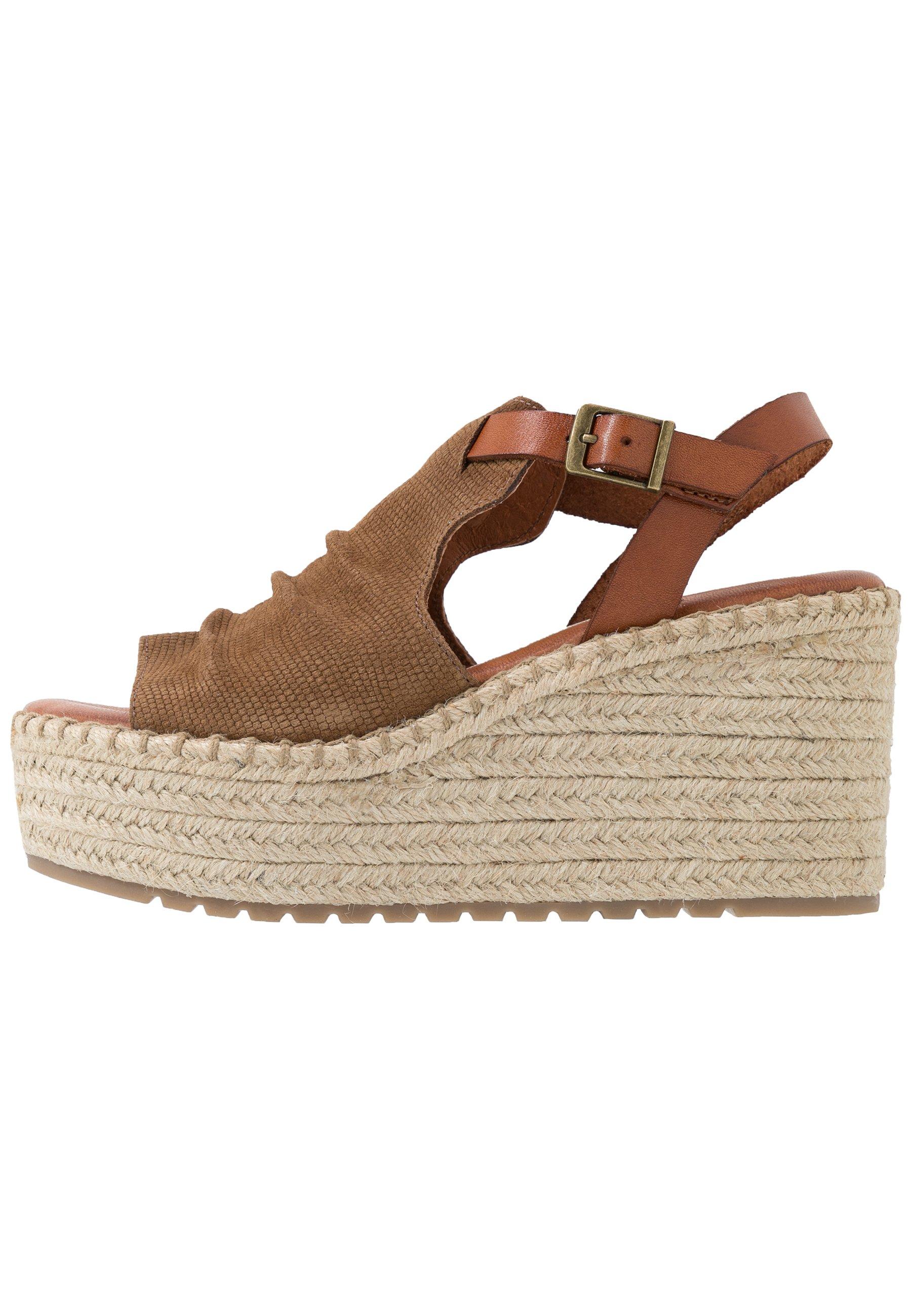 Musse & Cloud Kathe Brown sandaali