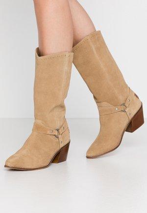 HARLEY - Boots - tan