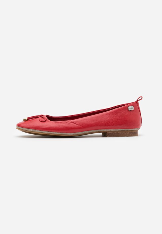 SARITA - Ballerines - red
