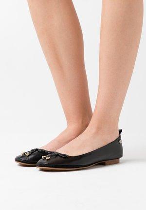 SARITA - Ballet pumps - black