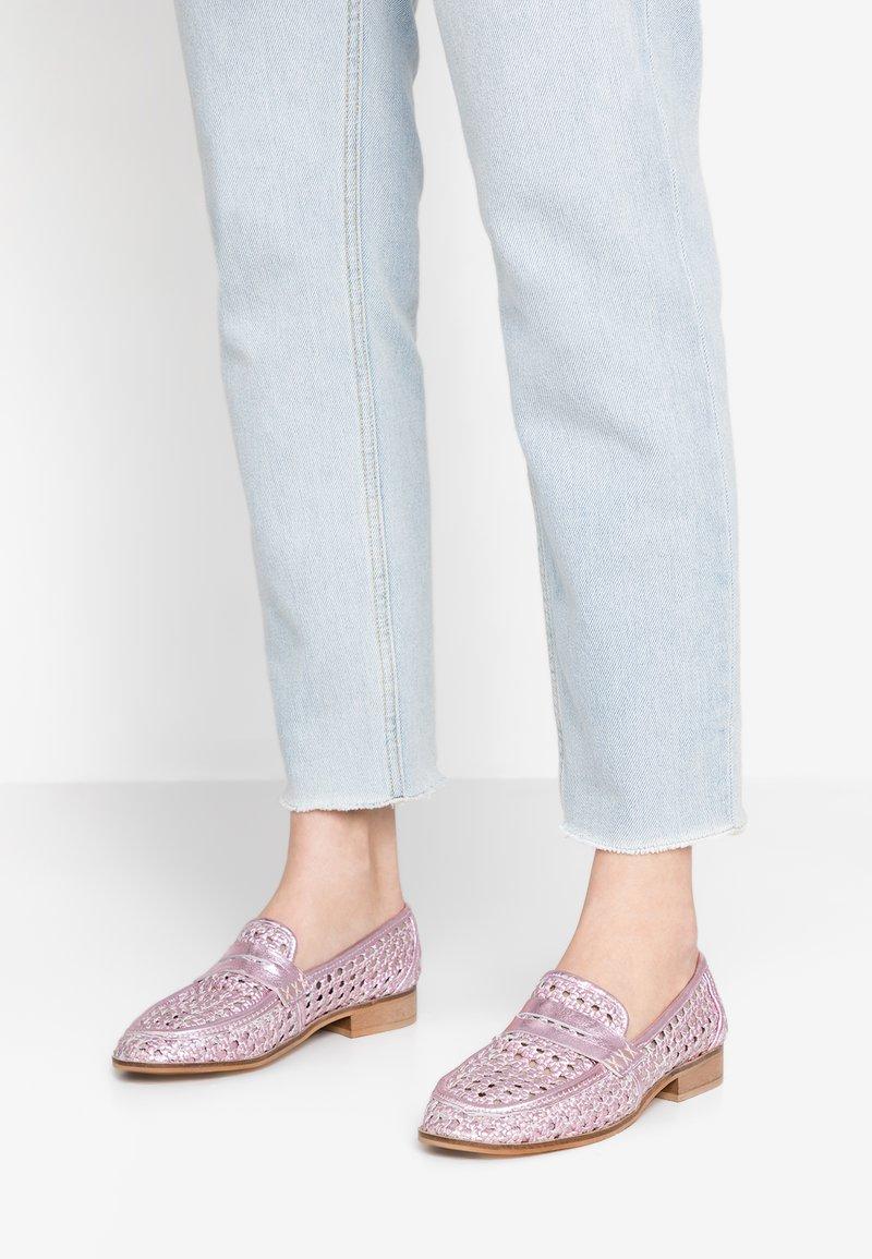 Musse & Cloud - Slipper - pink