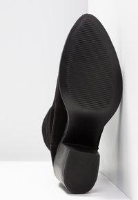 Musse & Cloud - ANNIE - Støvletter - black - 6