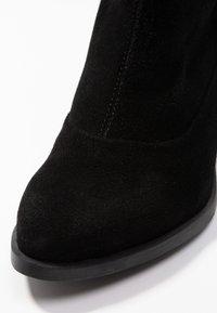 Musse & Cloud - ANNIE - Støvletter - black - 2