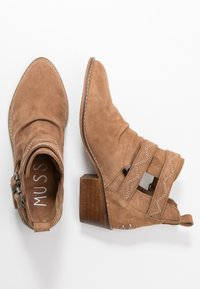Musse & Cloud - DASHY - Ankle boot - tan - 3