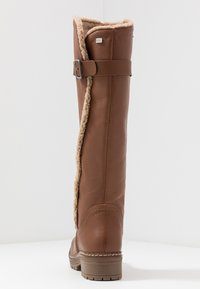 Musse & Cloud - CARLINA - Snowboots  - dark brown - 5