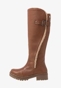 Musse & Cloud - CARLINA - Snowboots  - dark brown - 1