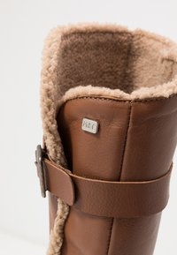 Musse & Cloud - CARLINA - Snowboots  - dark brown - 2