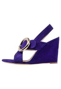 Mulberry - Korolliset sandaalit - purple - 6